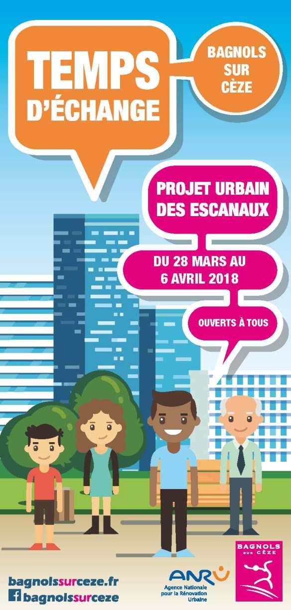 Flyer temps d'échange projet urbain des Escanaux_Page_1