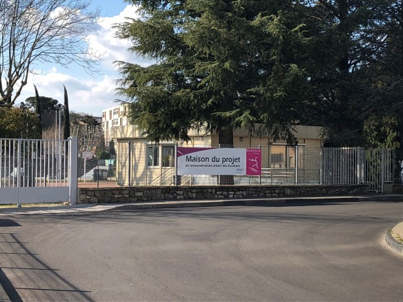 Photo maison du projet